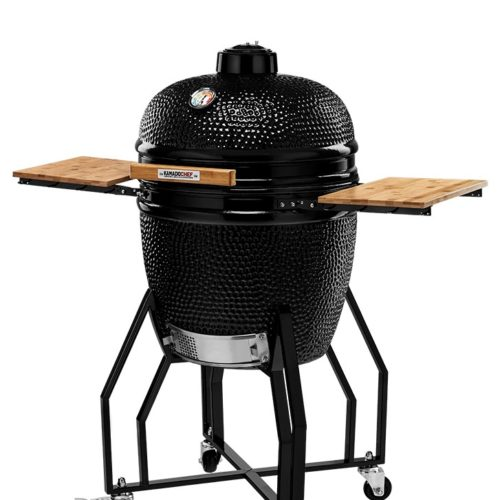 KAMADOCHEF_1900_Classic_Dimond Black_Painted_with_cart_2
